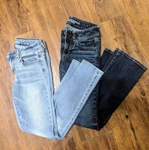🛍️BUNDLE🛍️ AEO jeans